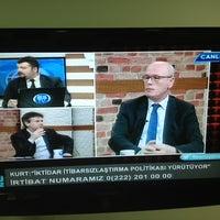 Photo taken at Es TV | Anadolu Gazetesi by Ali K. on 1/29/2013