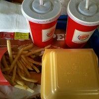 Photo taken at Burger King by Emel U. on 4/20/2013