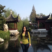 Photo taken at 瞻园 Zhan Garden by Isabel Y. on 11/6/2013