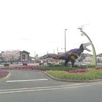Photo taken at Futagawa Station by saxpooh on 3/30/2013