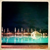Photo taken at Quisisana Grand Hotel by Alberto B. on 10/3/2012
