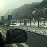 Photo taken at Italy Border by Сім'я К. on 1/7/2017