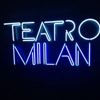 Das Foto wurde bei Teatro Milán von Allan C. am 9/2/2014 aufgenommen
