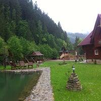 Photo taken at У Румына by Yuliya on 5/23/2013