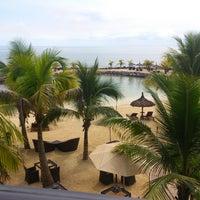 Photo taken at Intercontinental Resort by Venida V. on 3/16/2013