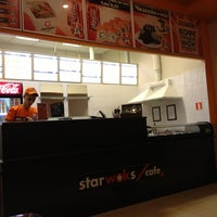 Photo taken at Starwoks cafe by Дмитрий Ш. on 2/12/2013