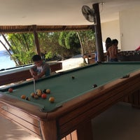 Photo taken at Game Room, Mandaya Houses by Bea R. on 4/18/2017