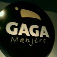 Photo taken at Gaga Manjero by hakan t. on 1/24/2013
