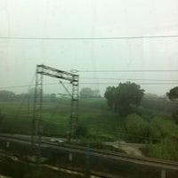 Photo taken at Confine Umbria-Lazio by Carla C. on 10/20/2013