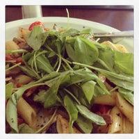 Photo taken at Origen Cafe by Tati H. on 4/16/2013