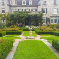 Photo taken at George Eastman Museum by Miriam C. on 9/22/2012