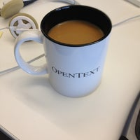 Photo taken at OpenText Building 2 by Ben B. on 9/17/2012