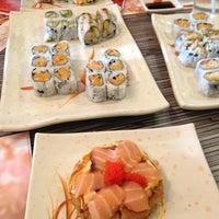 Photo taken at Ye's Sushi by Ben B. on 9/15/2012