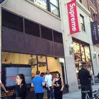 Photo taken at Supreme NY by Minji S. on 6/12/2013