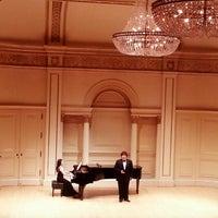 12/19/2012にAngela K.がCarnegie Hallで撮った写真