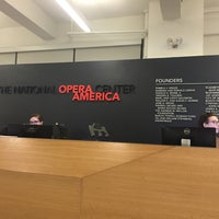 Photo taken at The National Opera Center by Angela K. on 12/5/2015