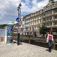 Photo taken at Hotel Romance Puškin by Hakkı I. on 7/8/2013