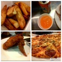 Photo taken at Yellow Cab Pizza Co. by Chaos S. on 6/9/2013