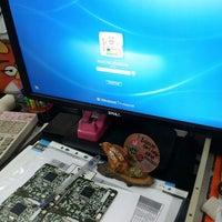 Photo taken at Panasonic AVC Networks Johor Malaysia by Shairah S. on 2/13/2013