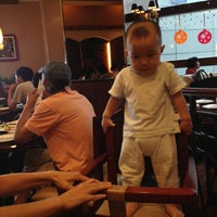 Photo taken at Papa John's 棒约翰 by Andy F. on 8/3/2013