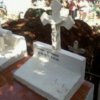 Photo taken at Cementerio Municipal de Rosario de mora by Rene A. on 11/2/2012