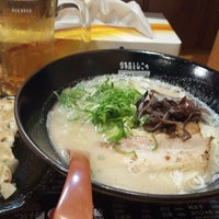 รูปภาพถ่ายที่ 博多流斗樹 赤羽店 โดย akitsuno_kitera เมื่อ 6/23/2018