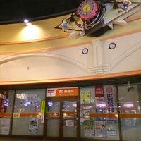 Foto tomada en 中野サンクォーレ内郵便局 por akitsuno_kitera el 11/30/2014