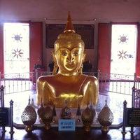 Photo taken at วัดพระทอง (หลวงพ่อพระผุด) (Wat Phra Thong) by M3nizz N. on 2/12/2013