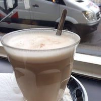 Photo taken at Dash Coffee Co. by 💣Lex O. on 2/28/2014
