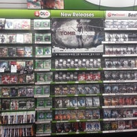 Photo taken at GameStop by Newt on 3/9/2013