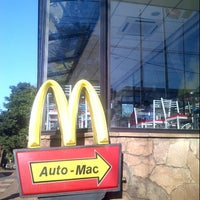 Photo taken at Mc Donald's by Gabriel R. on 6/11/2013