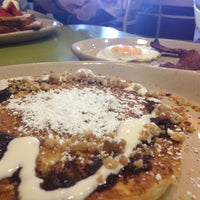 Photo taken at Snooze by Kelly T. on 5/4/2013