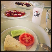 Photo taken at Deniz Restaurant by Timoty C. on 3/3/2013