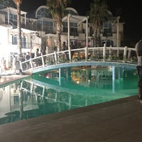Photo taken at Seahorse Deluxe Hotel by Ebru Y. on 8/25/2017