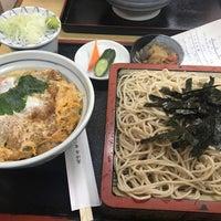 Photo taken at 生蕎麦 山中屋 by izmister on 3/16/2017