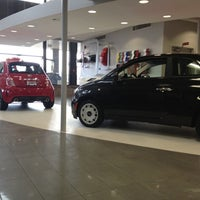 Photo taken at Landers Fiat & Preowned by Lyman M. on 12/19/2012