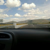 Photo taken at Autopista Arco Norte (Caseta Atitalaquia) by ArLy G. on 10/20/2012