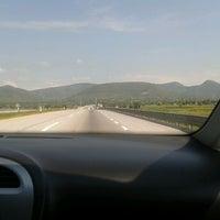 Photo taken at Autopista Arco Norte (Caseta Atitalaquia) by ArLy G. on 9/22/2012