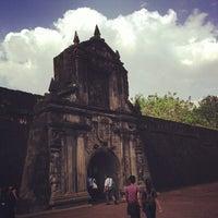 Foto tirada no(a) Fort Santiago por yuichi✈︎ em 11/24/2012