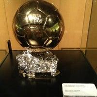Photo taken at Museu Futbol Club Barcelona by yuichi✈︎ on 5/2/2013