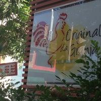 Photo taken at Original da Granja Galeteria by Joao P. on 5/9/2013