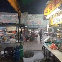 Photo taken at ตลาดนัดหมู่บ้านสมชาย by neSsie ❤️ S. on 6/29/2014