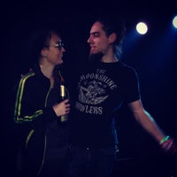 Photo taken at Music Club DOMA by Michaela P. on 10/19/2013