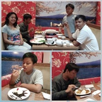 Photo taken at Hatsu Tei Teppanyaki & Sushi by Inty D. on 12/10/2016