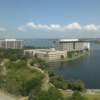 Photo taken at The Westin Tampa Bay by D.L. K. on 5/17/2013