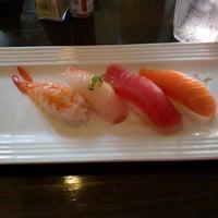 Photo taken at Sushi Ren (Ren Japanese Cuisine) by Alexander S. on 6/26/2015