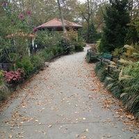 Photo taken at Van Vorst Park by Lauren R. on 10/26/2012
