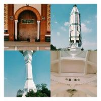Photo taken at Masjid Az - Zikra by Azhar W. on 8/16/2015