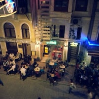 Photo taken at Cafe Bi-Melek by Derin green on 6/6/2013
