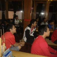 Photo taken at Sarebo Cafe by Indah K. on 9/29/2012